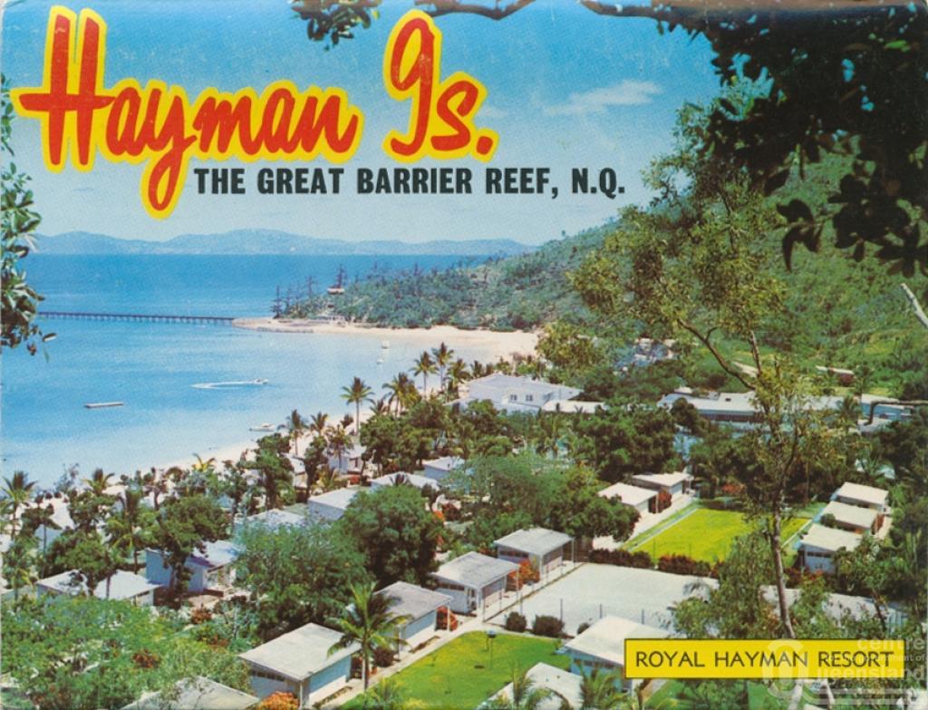 Royal Hayman Resort Queensland Places
