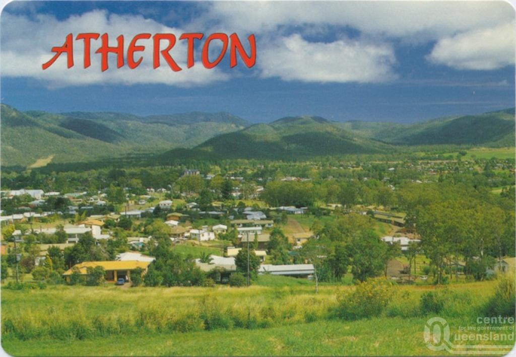 Atherton queensland places for The atherton