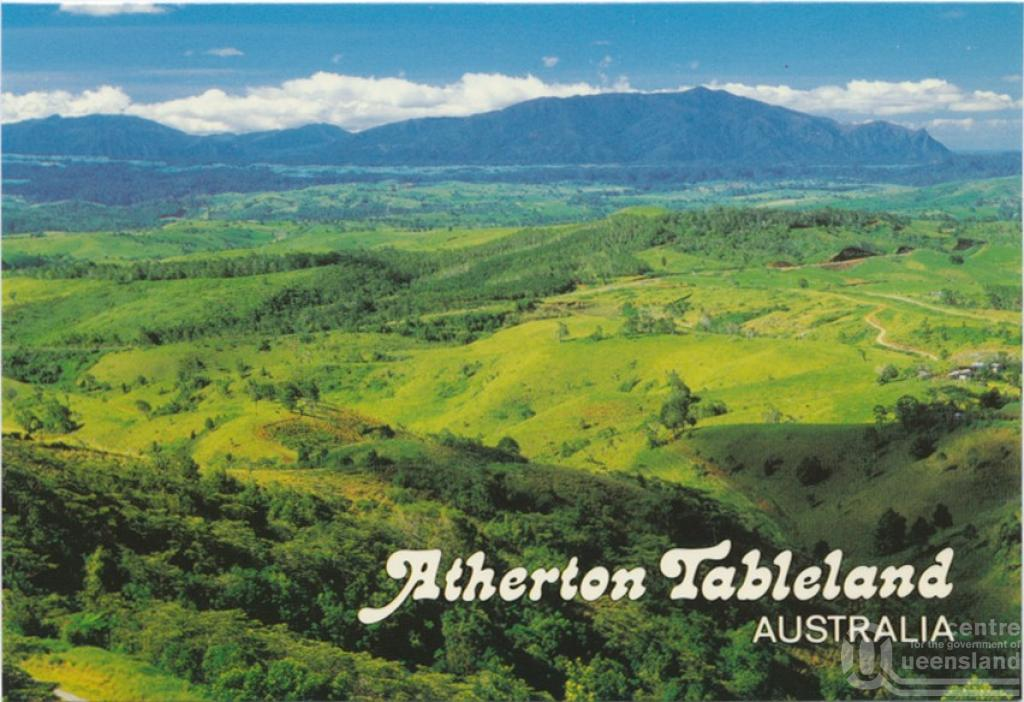 Atherton shire and tableland queensland places for The atherton