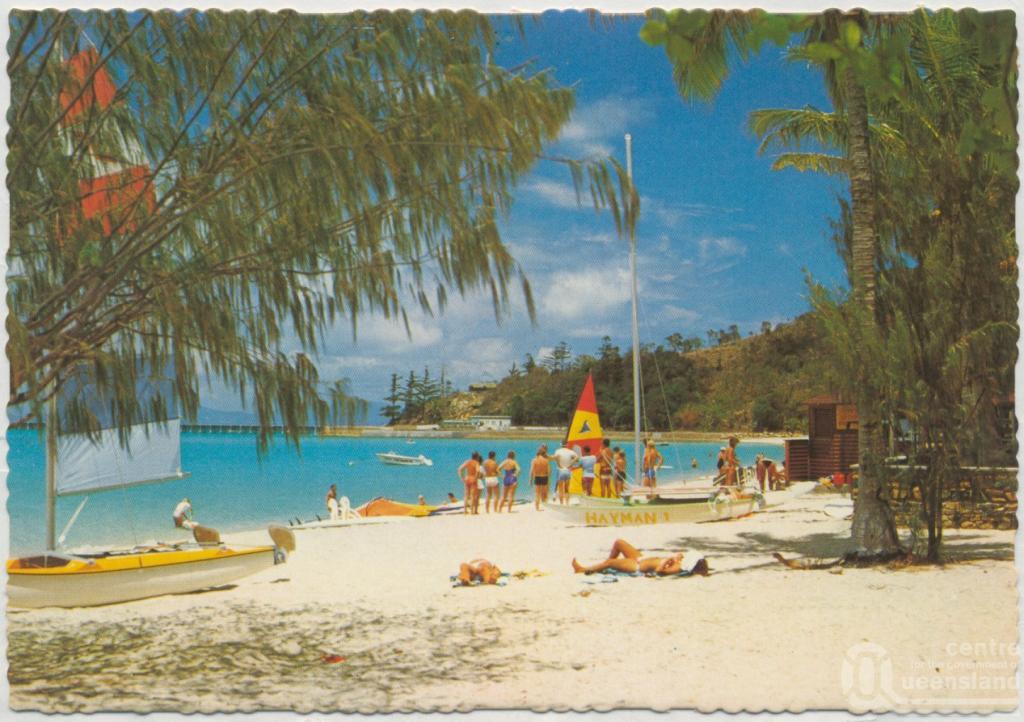 Hayman Island: Queensland Places