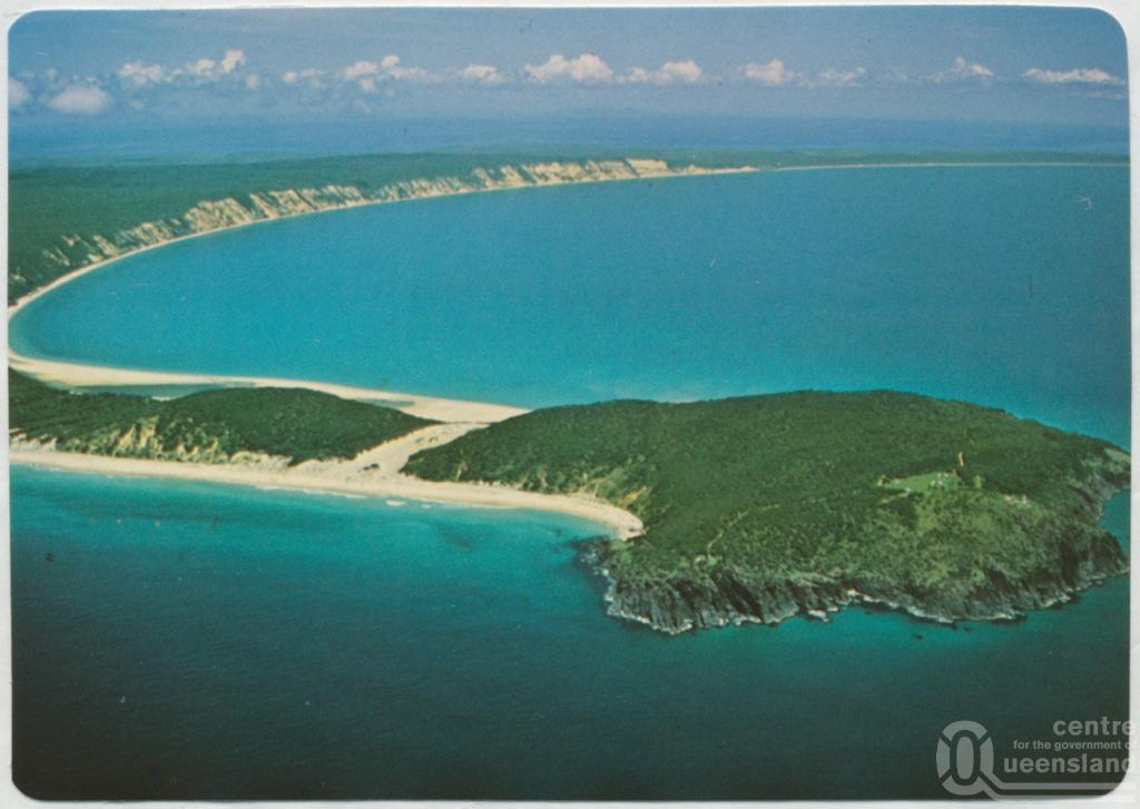 Double Island: Queensland Places