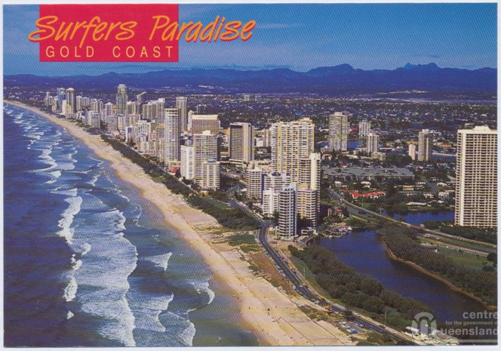 how to go to surfer paradise from nerang