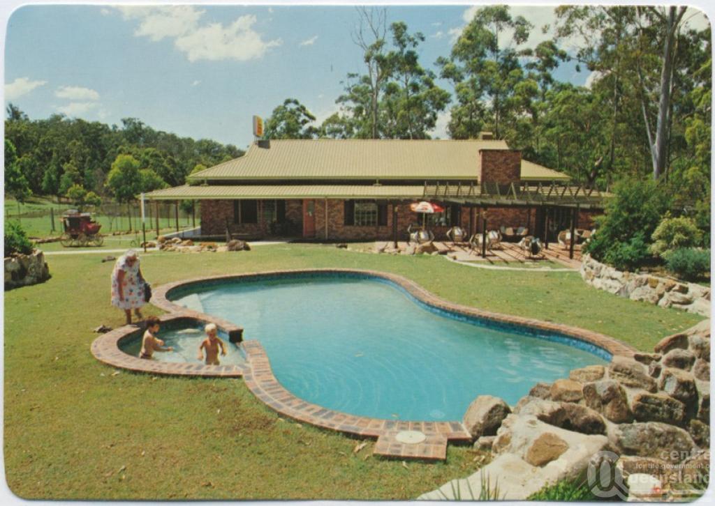 Tamborine Mountain Queensland Places
