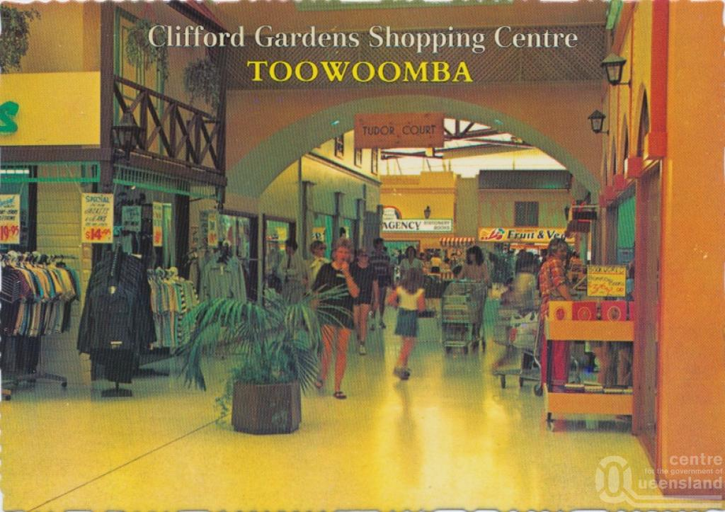 Toowoomba Queensland Places