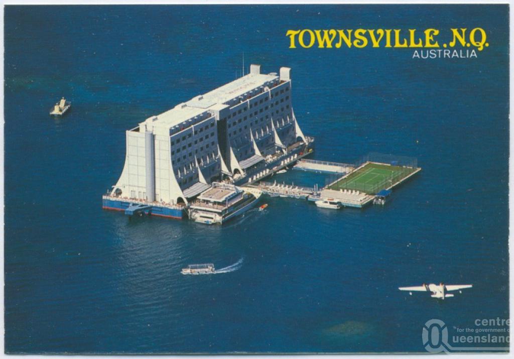 Resort Islands Near Townsville