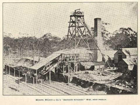 Blackstone And Bundamba Queensland Places