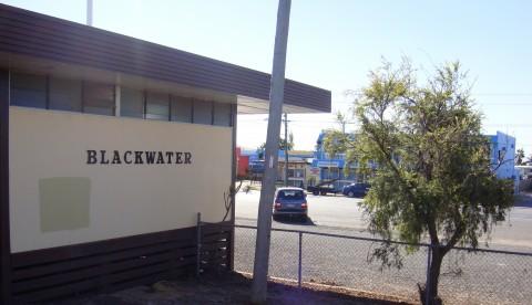 Blackwater   Queensland Places