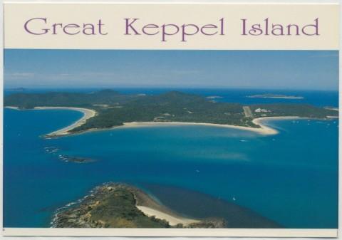 North Keppel Island History